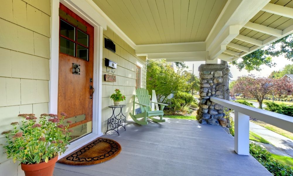 How To Make Your Front Porch More Stylish