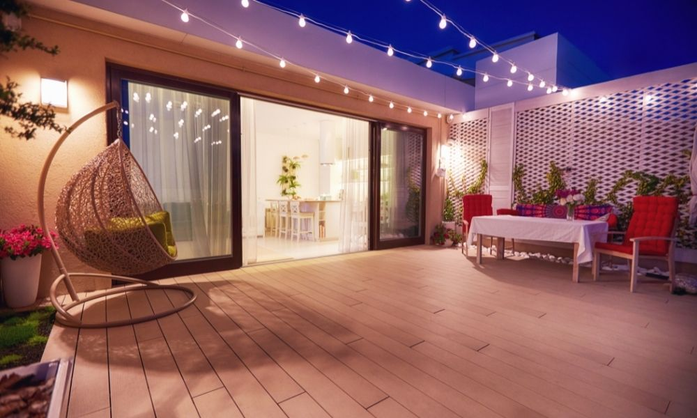 Tips for Making an Amazing Outdoor Party Deck